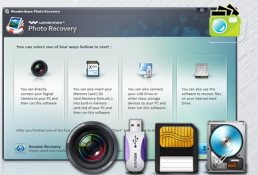 Wondershare Photo Recovery (PC)