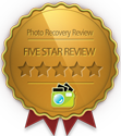 Photo Recovery Review Five Star Review